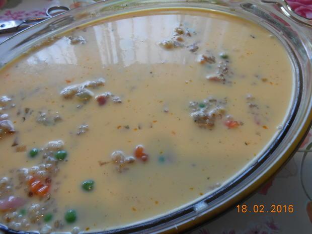 Graupen - Gemüse - Auflauf - Rezept - Bild Nr. 4888