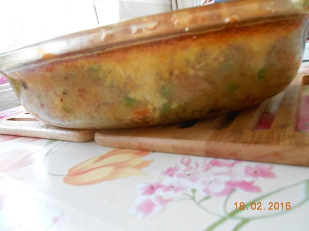 Graupen - Gemüse - Auflauf - Rezept - Bild Nr. 4892