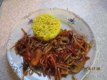 Gemüse süß-sauer - Rezept - Bild Nr. 4891