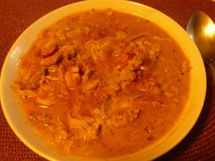 Mulligatawny Suppe - Rezept - Bild Nr. 4921