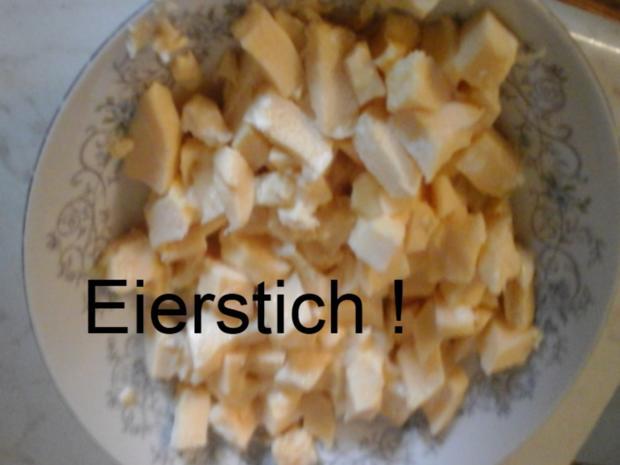 Svickowa mit Semmelknödeln und Gemüse-Rindfleischsuppe - Rezept - Bild Nr. 4943