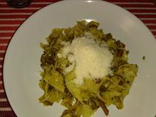 Pasta mit Pesto Schmackofatz - Rezept - Bild Nr. 4930