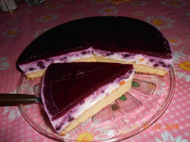 Fruchtige - Joghurt - Torte - Rezept - Bild Nr. 4946