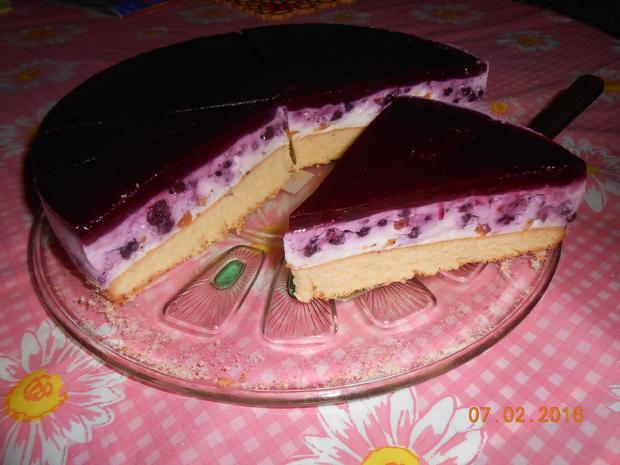 Fruchtige - Joghurt - Torte - Rezept - Bild Nr. 4945
