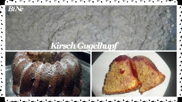 BiNe` S KIRSCH GUGELHUPF - Rezept - Bild Nr. 4971