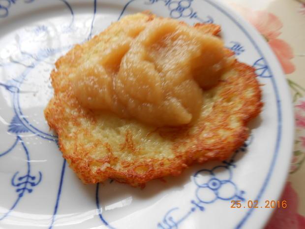Kartoffelpuffer - Rezept - Bild Nr. 4976