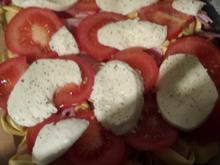 Tortelliniauflauf mit Tomaten und Mozzarella - Rezept - Bild Nr. 4987