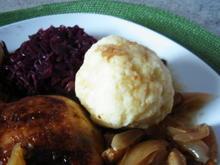 Kartoffel-Grieß-Klöße - Rezept - Bild Nr. 5043