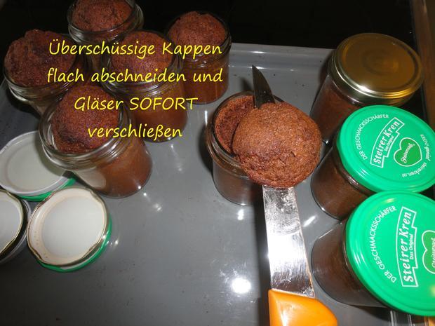 Kuchen im Glas - auf Vorrat gebacken - Rezept - Bild Nr. 5090