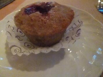 Rezept: Preiselbeer-Muffins
