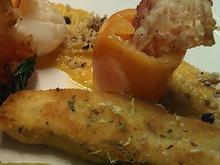 Thunfisch Sticks (Fischstäbchen) mit Kochbanane à la Biggi - Rezept - Bild Nr. 5265