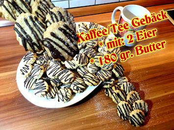 Mazu12-Kaffee-Tee Gebäck - Rezept
