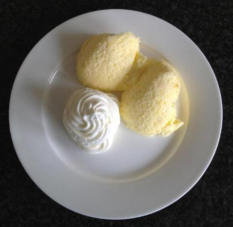 Zitronenmousse ( Citronfromage; auf dänisch ) - Rezept - Bild Nr. 2