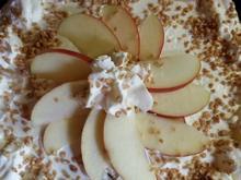 Apfel Zimt Torte - Rezept - Bild Nr. 4