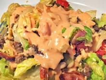 Big Mac Salat - Rezept - Bild Nr. 2