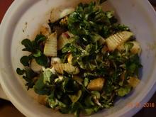 Rapunzelsalat nach Waltl; - Rezept - Bild Nr. 11
