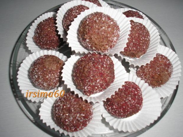 Schokoladen-Kirsch-Trüffel - Rezept