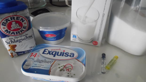 Cheese-Cake-Eis - Rezept - Bild Nr. 5