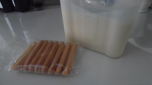 Cheese-Cake-Eis - Rezept - Bild Nr. 2