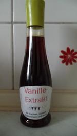 Chrisis Vanille-Extrakt - Rezept