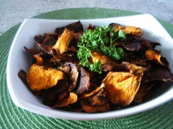 Rezept: Gemüsechips