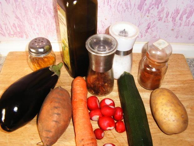 Gemüsechips - Rezept - Bild Nr. 2