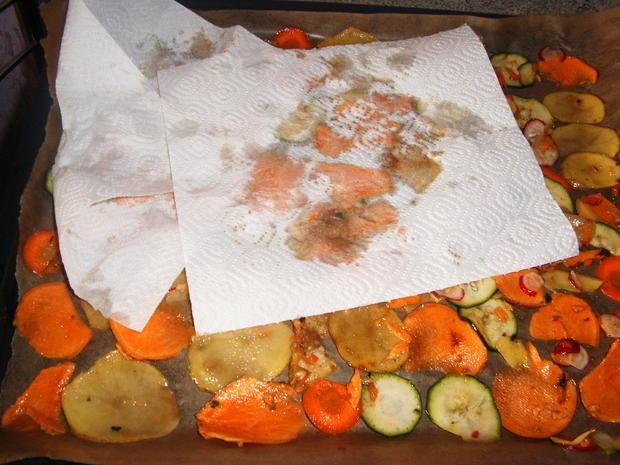 Gemüsechips - Rezept - Bild Nr. 5