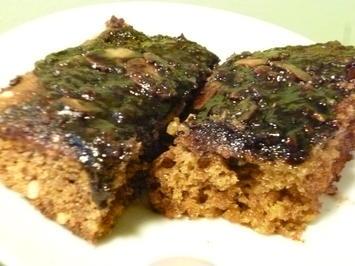 Karamell-Kuchen - Rezept