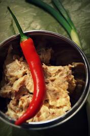 Aufstrich / Dip mit Datteln und Ziegenfrischkäse - Rezept