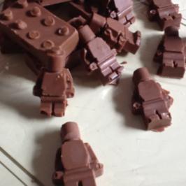 Lego mal anders - Rezept