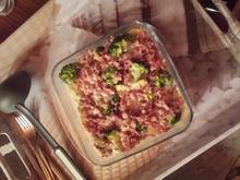 Kartoffel-BroccoliAuflauf - Rezept
