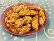 Fisch- oder Hähnchen-Nuggets / Kinder-Gericht - Rezept