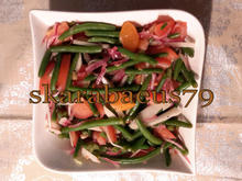 Grüne Bohnen Salat ;) - Rezept - Bild Nr. 4