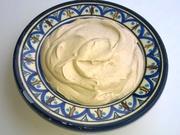 Geschmeidige Hummus bi Tahina Crème / Sämiger Dip, sowie Fladenbrotaufstrich - Rezept