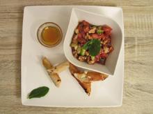 Sigara Böregi mit Gavurdagi Salatsi - Rezept