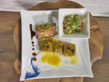 Dreierlei vom Tunfisch - Rezept