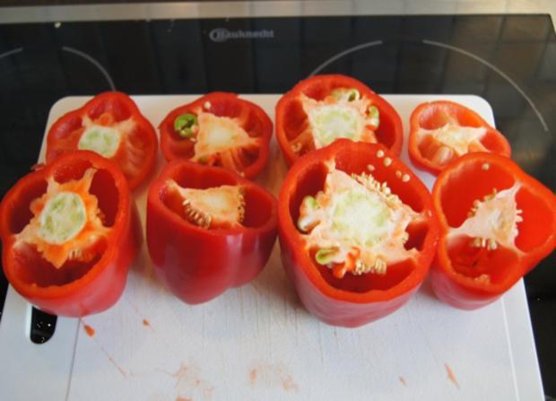 Paprika gefüllt - Rezept - Bild Nr. 2