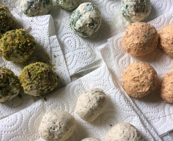 Frischkäsebällchen - Rezept - Bild Nr. 4
