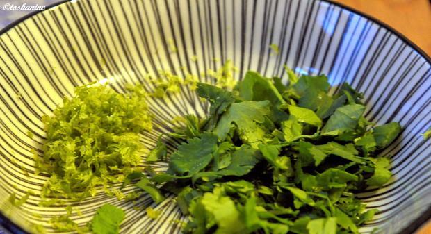 Kartoffelpüree mit Buttermilch und Koriander - Rezept - Bild Nr. 3