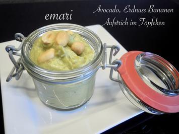 Avocado - Erdnuss - Bananen Aufstrich im Töpfchen - Rezept - Bild Nr. 10