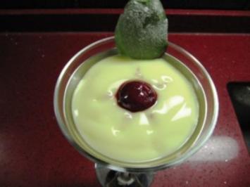 Vanille Minzpudding mit Brubbelei - Rezept - Bild Nr. 7