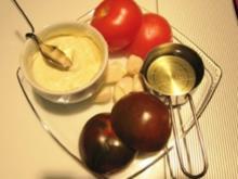 PAN Catalan oder - der gedeckte Tisch am Strand - Rezept