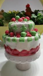 Oma Löffel`s Kid`s Food Torten = Joni`s Torte ist eine Mini Etagentorte zu Ostern - Rezept - Bild Nr. 24