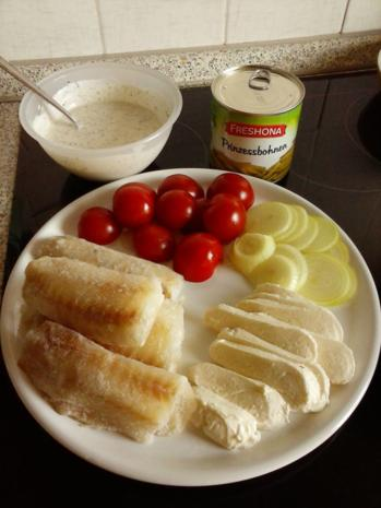 Zitronen-Basilikum-Fischfilet - Rezept