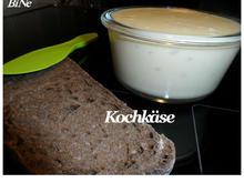 BiNe` S KOCHKÄSE IN DER MIKROWELLE - Rezept