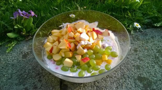 My Bircher-Müesli - eine weitere, aber spezielle Variante der gesunden Vollwertnahrung - Rezept - Bild Nr. 4