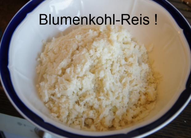 Hähnchenbrustfilet-Curry mit Kokosmilch und Blumenkohl-Reis - Rezept - Bild Nr. 16