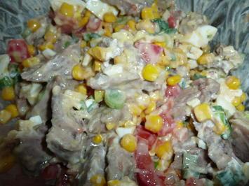 Rindfleischsalat Nr.2 typische Hausmannskost ! - Rezept