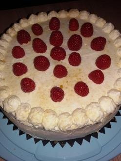 Himbeer - Torte  - Rezept - Bild Nr. 7