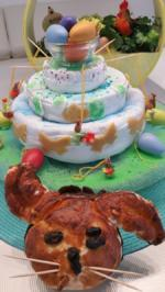 Etagen Torte zu Ostern - Rezept - Bild Nr. 33